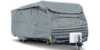 Picture for category Travel Trailer Covers