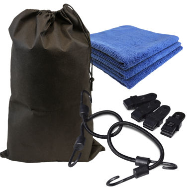 Picture of Motorcycle Cover Security Kit