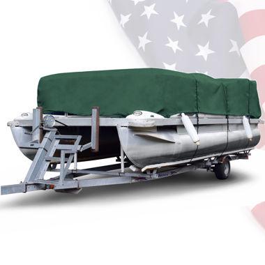 American Eagle Navigator Pontoon Cover